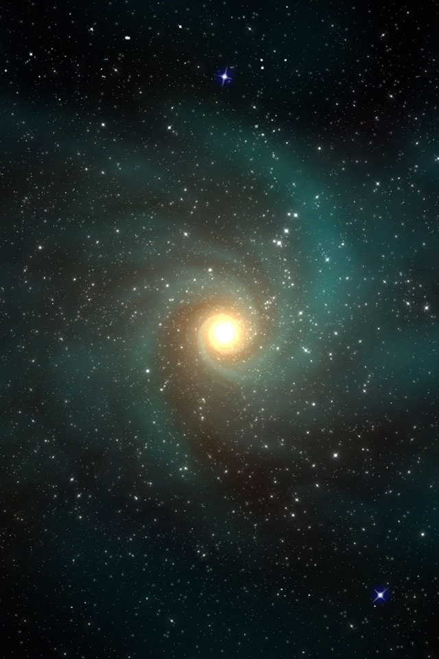 galaxy wallpaper hd for iphone