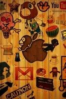 graffiti-legno-apple