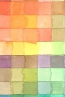 pattern-quadrati-arcobaleno-acquerello