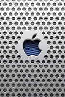 logo-apple-metallico-forato